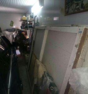 Ворота гаражные.