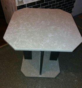 Журнальный столик из камня
