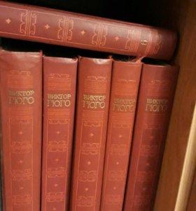 Собрание В.Гюго в 6 томах