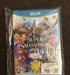 Игра Super smash bros. для Nintendo Wii U