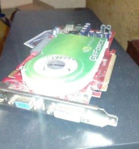 Nvidia GeForce 6800gs 256мб