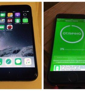 iPhone 6/16gb/без touch id.