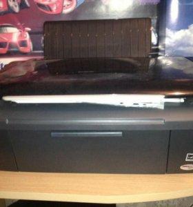 EPSON (принтер, сканер, ксерекс)