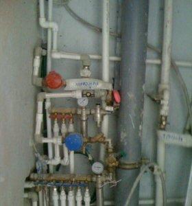 Сантехника, водоснабжение, канализация