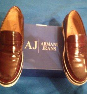 Оригинальные ботинки Armani