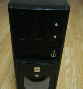 Комплект AMD 4x3.2GHz/M4A77TD/4GB/Inwin
