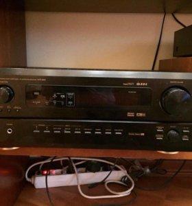 Ресивер DENON AVR 2802+ DVD DENON 800