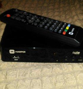 Цифровой телевизионный приемник