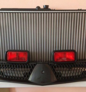 Mitsubishi Lancer 9 радиатор