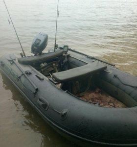 Лодка ДМБ Дельта 340
