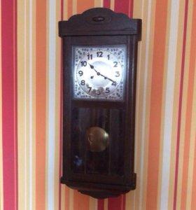 Часы настенные с боем Юнгханс (Junghans)