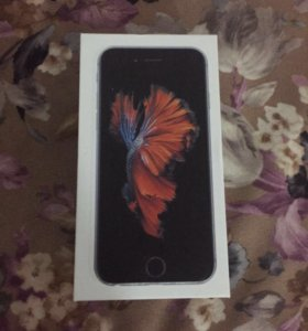 iPhone 6 s (16 ГБ)