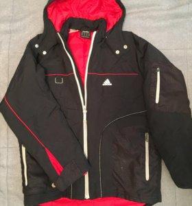 Куртка детская демисезонная Adidas б/у