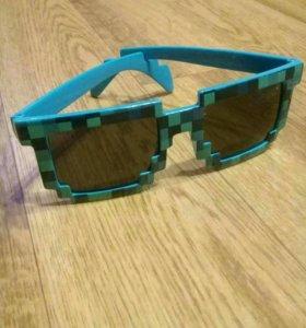 очки солнечные (новые)