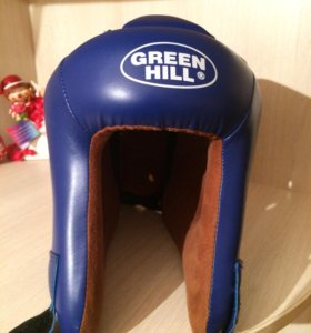 Шлем для бокса.