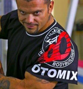 Новая футболка Otomix