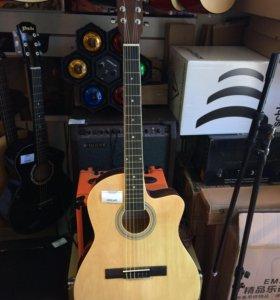 Новая Гитара + чехол