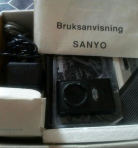 Автоатветчик Sanyo