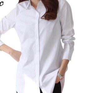 Рубашка  новая женская хб