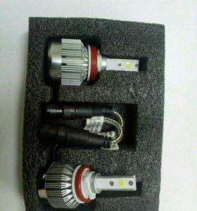 LED лампы для авто