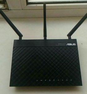 Роутер ASUS DSL N55U