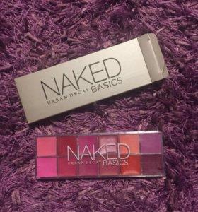 Naked Basics блески помады для губ, палетка 12 шт.
