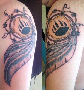 Тату мастер | татуировщик | татуировки