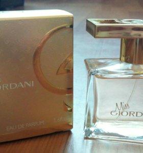 "Парфюмерная вода ""Miss Giordani""."