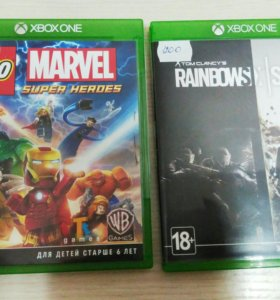 Lego Marvel Super Heroes, Rainbowsix (Xbox One)