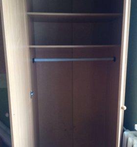 Шкаф, размеры 50-90-210