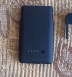 Чехол батарея для айфон 4,4 s