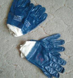 Спецодежда перчатки