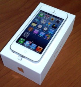 iPhone 5 (16gb,32gb)