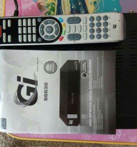 Galaxy Innovations S6638 + модуль с триколор