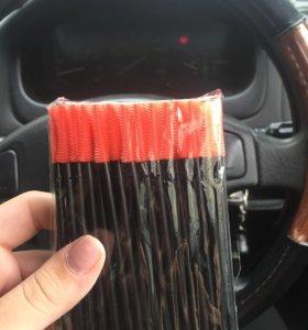 Щёточки для ресниц/бровей силиконовые