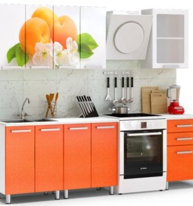 Персик кухня