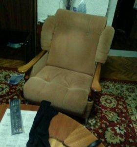 Кресло велюровые 2 шт.