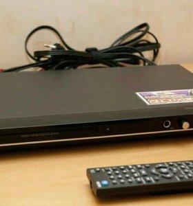 DVD проигрыватель LG DK 855