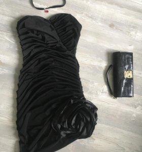Платье и комбенизон
