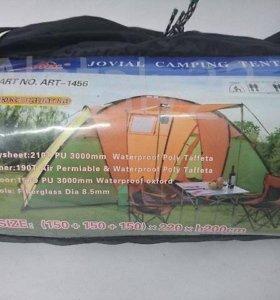 Палатка ART- 1456(150+150+150)x220xh200cm
