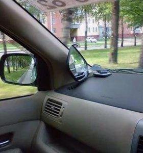 Зеркало обгона для праворульных авто
