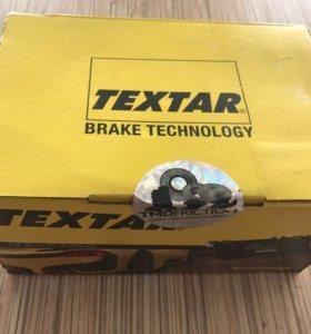 Тормозные колодки с датчиком на BMW X1