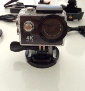 Экшн камера Eken h9 (новая)