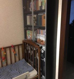 Книжный стеллаж Икеа