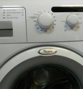 Стиральная машина whirlpool 35см