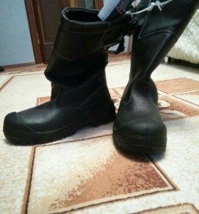 Сапоги зима, спец обувь