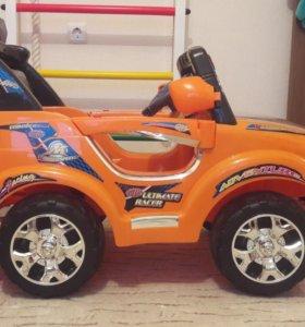 Электромобиль Jetem Master Speedy Jeep