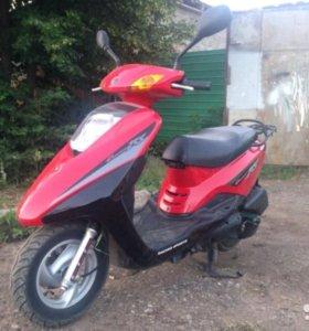 мопед Yamaha