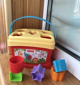 Сортер для малышей