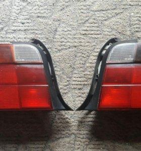 BMW E36 компакт, задние фонари